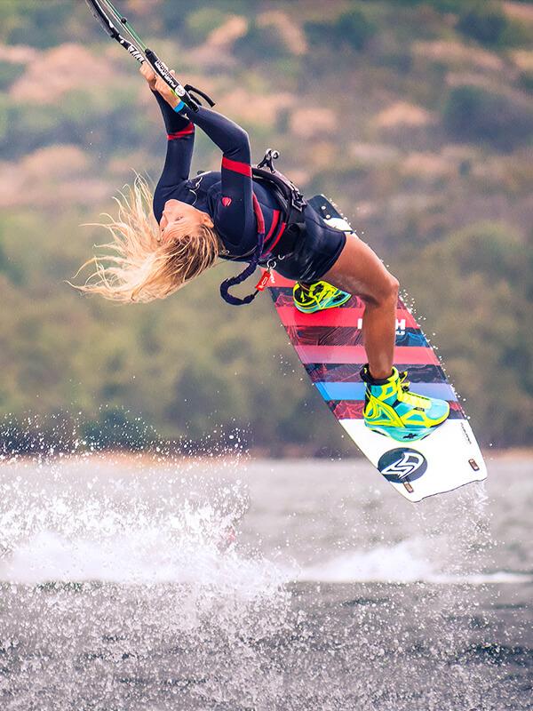 твинтип кайтборд RUSH Flysurfer