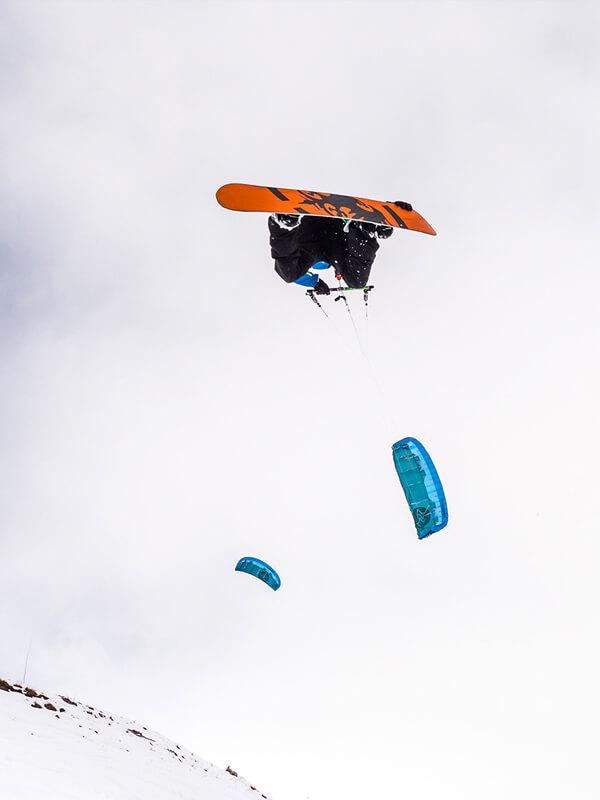 PEAK4 Flysurfer Россия