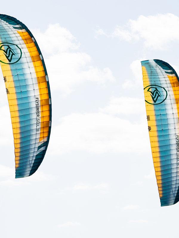 кайт SOUL 2 парафойл Flysurfer